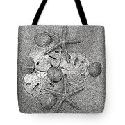Shell Effects 15 Tote Bag