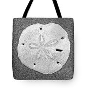 Shell Effects 9 Tote Bag
