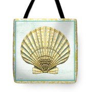 Shell Finds-a Tote Bag