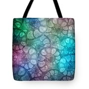 Shell Fossils Tote Bag