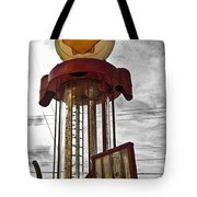 Shell Invisible Pump Color Tote Bag