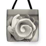 Shell On Cozumel Tote Bag