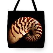 Shell Pose  Tote Bag