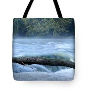 Shell Rock Rapids Two Tote Bag