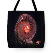 Shell Swirl Tote Bag
