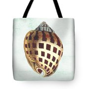 Shell Treasure-b Tote Bag by Jean Plout