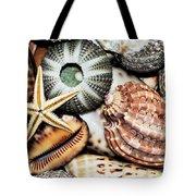 Shellscape Tote Bag