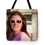 Shelly And Queen Elizabeth Tote Bag