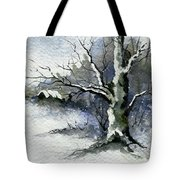 Shelly's Tree Tote Bag