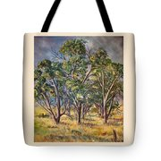 Shelter Belt Tote Bag by Jean Ann Curry Hess
