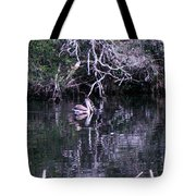Shelter Beneath The Roots Tote Bag