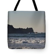 Shelter Cove Tote Bag