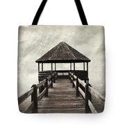 Shelter From The Storm Tote Bag