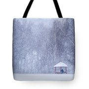 Shelter In The Storm - Featured 3 Tote Bag