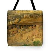 Shelter Under The Cliffs Tote Bag