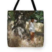Sheltered From The Heat Tote Bag