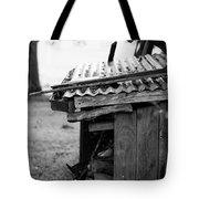 Sheltered Stockpile Long Forgotten Tote Bag
