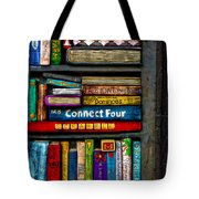 Shelved-15 Tote Bag