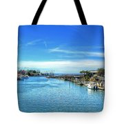 Shem Creek Tote Bag