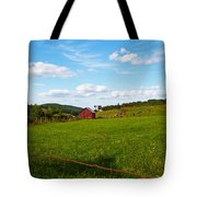 Shenandoah Farm Tote Bag
