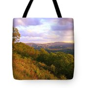 Shenandoah's Golden Hour  Tote Bag