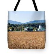 Shenandoah Valley Farmstead Tote Bag