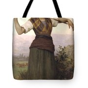 Shepherdess Tote Bag