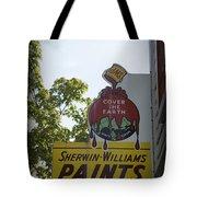 Sherwin Williams Tote Bag