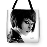 She's An Iso Tote Bag by Kayleigh Semeniuk