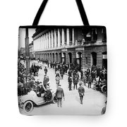 Shibe Park 1914 Tote Bag by Bill Cannon