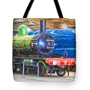 Shildon Railway Museum In England Tote Bag