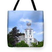 Shiloh Chapel Durham Maine Tote Bag