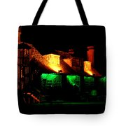 Shimla At Night Tote Bag