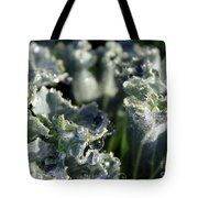 Shimmer In The Forest Of Dew Tote Bag