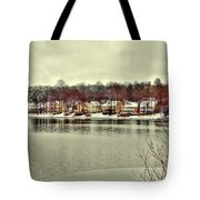 Lake Lochmere  Tote Bag