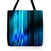 Shimmering Curtain Tote Bag
