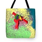 Shimmering Lobster Tote Bag