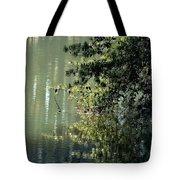 Shimmering Pine Tote Bag