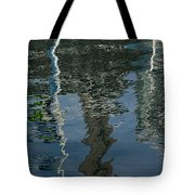 Shimmers Ripples And Luminosity Tote Bag