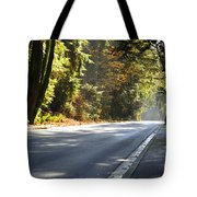 Shine I Followed Tote Bag