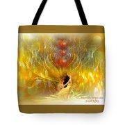 Shine In Love Tote Bag