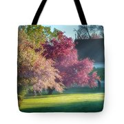 Shine The Light On Me Tote Bag