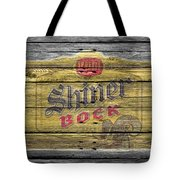 Shiner Bock Tote Bag