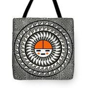 Shining Sun Tote Bag by Sergey Khreschatov