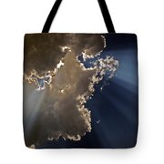 Shining The Light Tote Bag