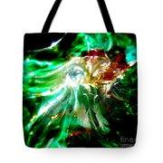 Shining Through The Glass II Tote Bag