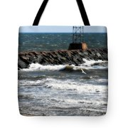 Shinnecock Inlet Tote Bag