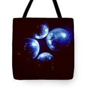 Shiny Disco Balls Tote Bag