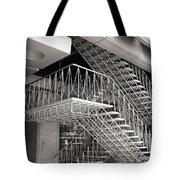 Shiodome Tokyo Stairs Tote Bag