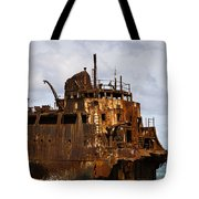 Ship Ashore Tote Bag